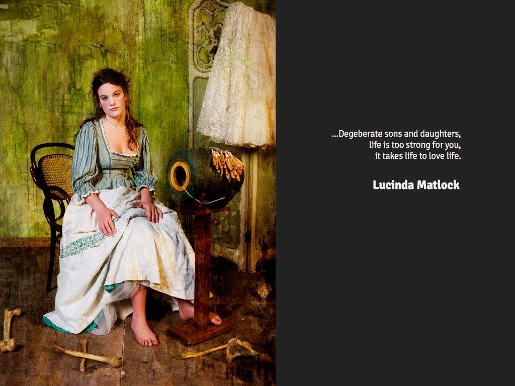 Lucinda Matlock
