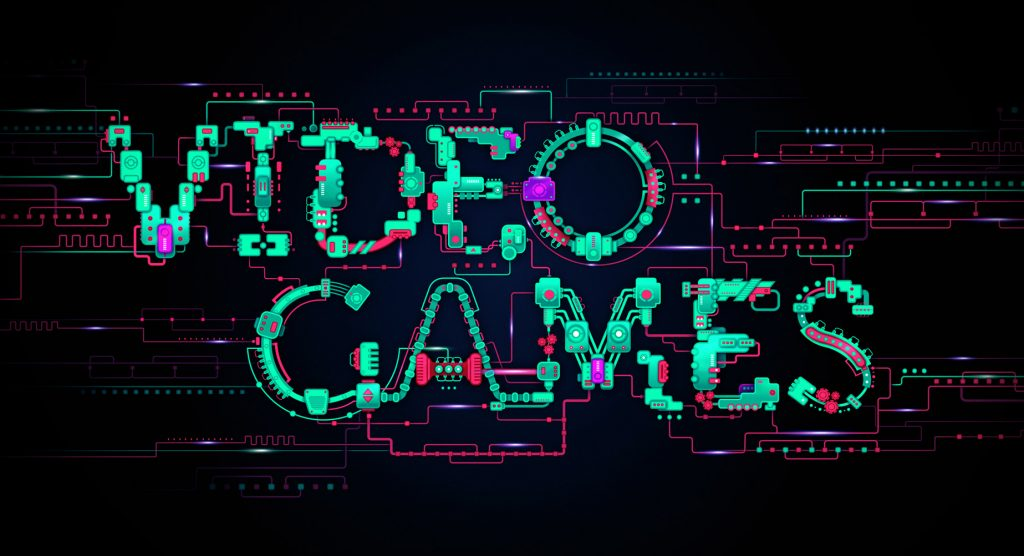 Video Games A History of Violence