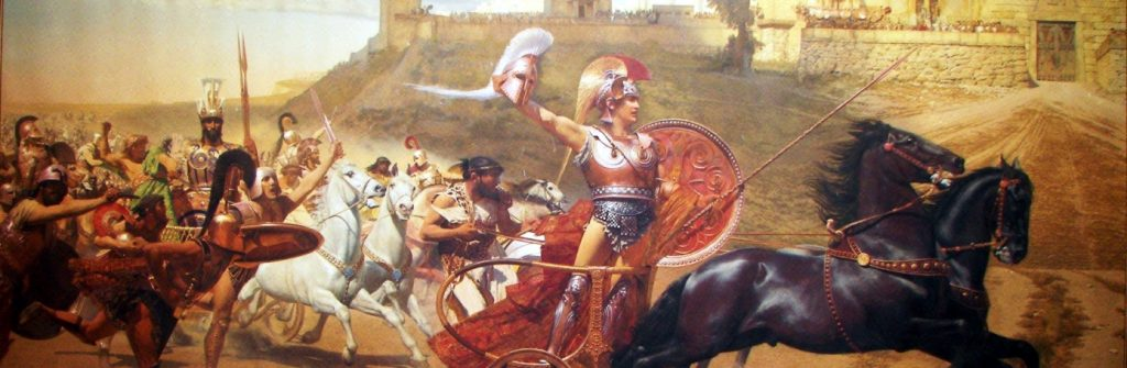 Greeks and Achilles